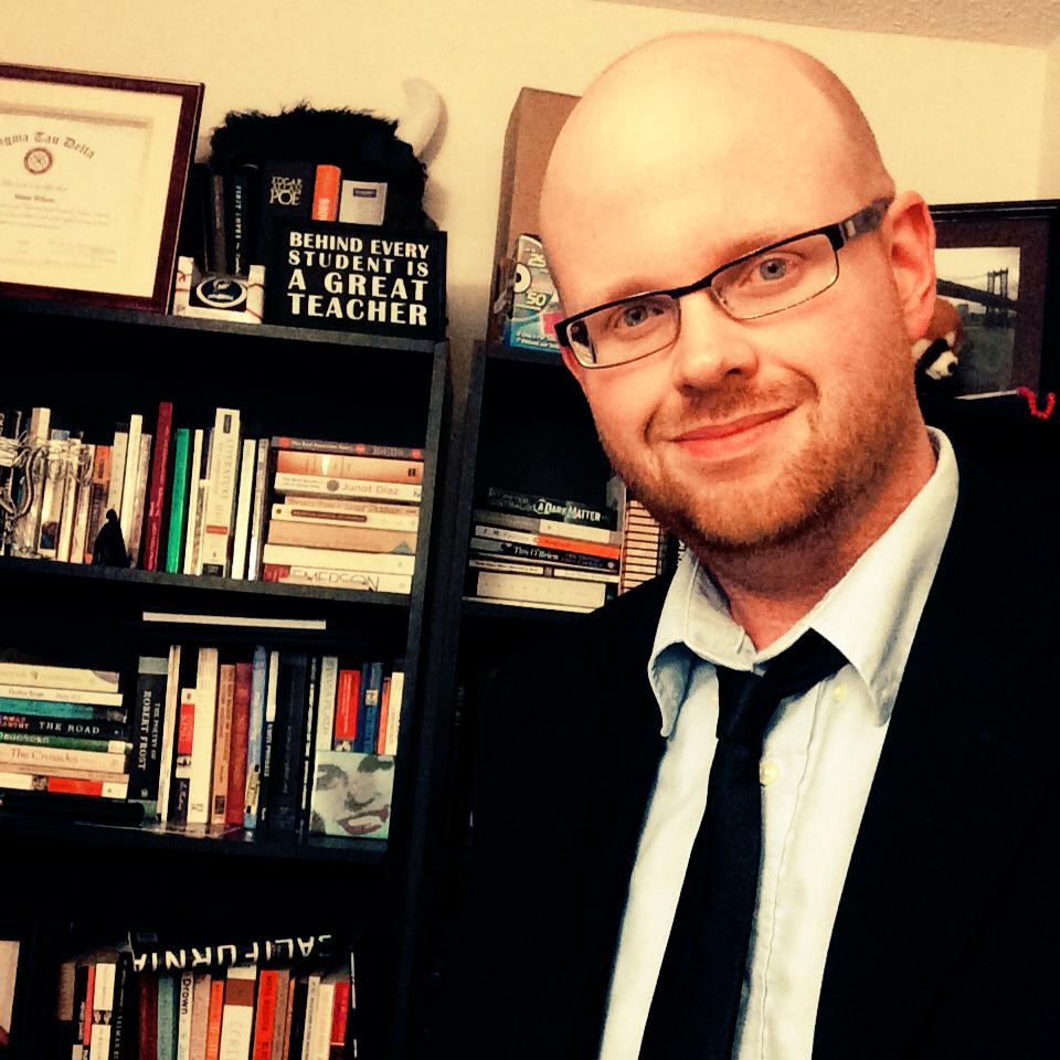 Meet Our Latest Author, Shane Wilson!