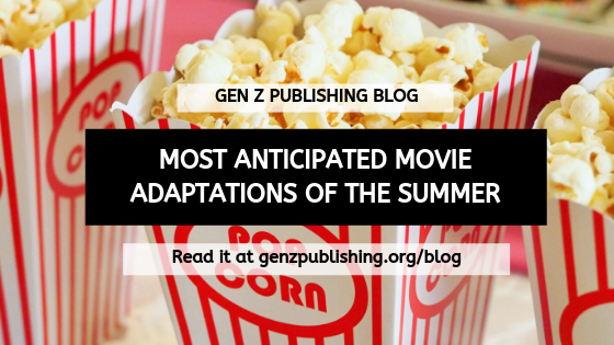 Most Anticipated Movie Adaptations of the Summer